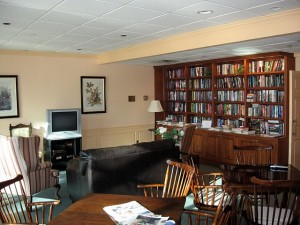 Library at The Mews Greenwich